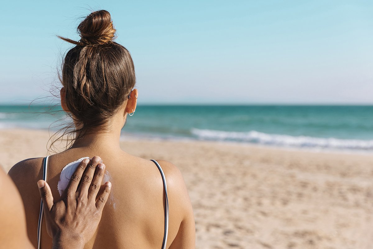 Face yoga and skincare tips for summer months - Glowinface
