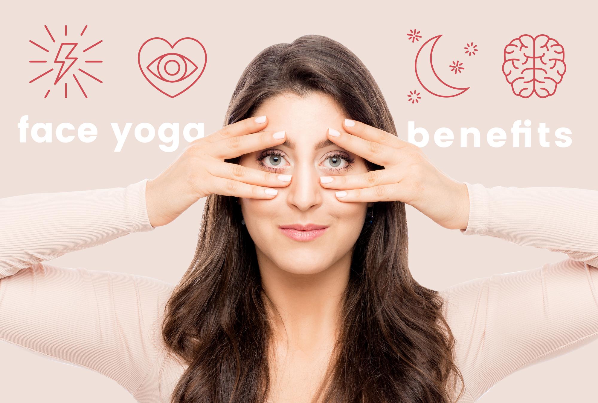 Blog: Glowinface Face Yoga Benefit